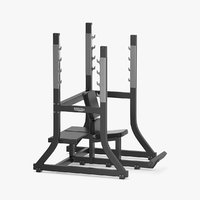 3D gym fitness weight