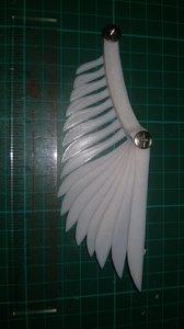 mechanical wings print 3D