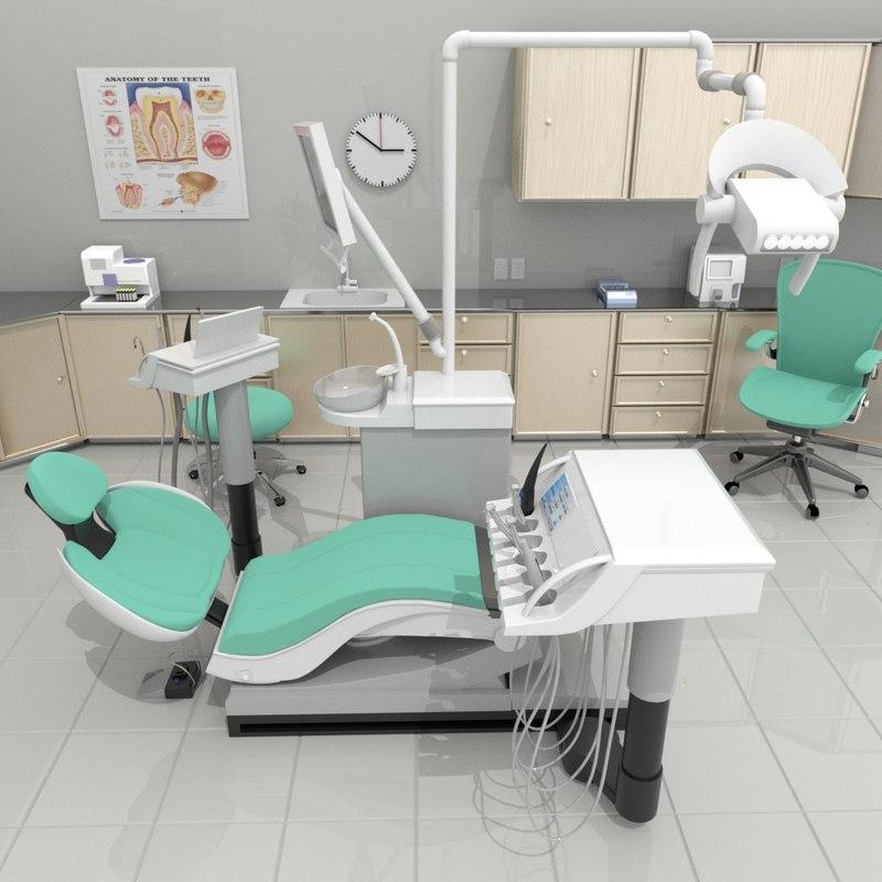 dental chair sirona model