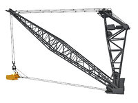 dragline excavator bucket model