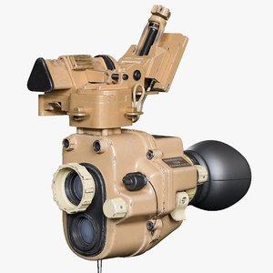 night vision evng psq 3D model