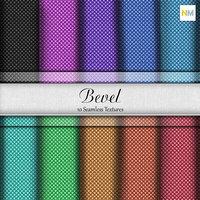 Bevel Seamless Fabric Textures