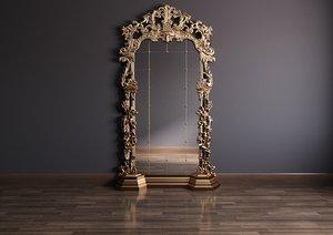 3D mirror classic model