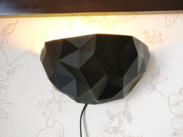 wall light 3D model