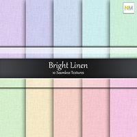 Bright Linen Seamless Textures