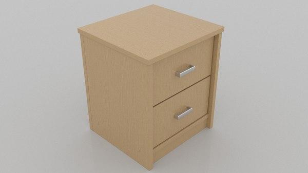 nightstand model