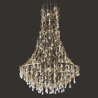3D model serip - chandelier ct3379