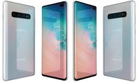 samsung galaxy s10 ceramic 3D