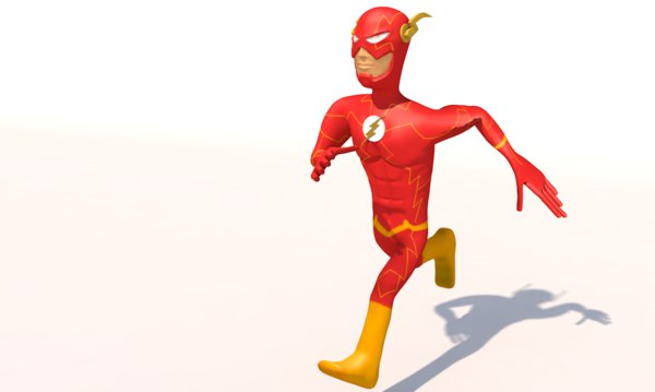 3D flash rebirth rig