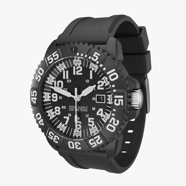 military watch 2 model