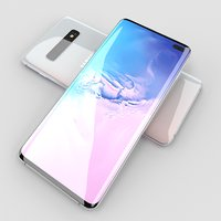 samsung galaxy s10 3D model