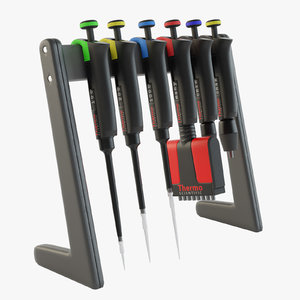 3D pipettes thermo