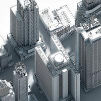 square 2 3D model