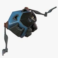 3D robot welder