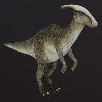 carnivore predator 3D model