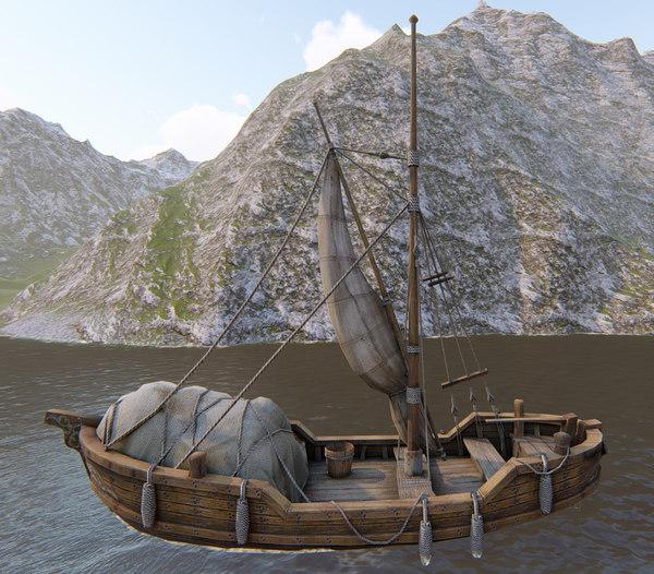 3D sail