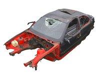 3D car wreck 16k model