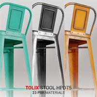 Tolix Stool HPD75