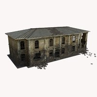 Ruined House 01