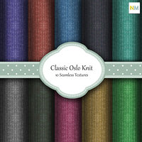 Classic Oslo Knit Seamless Textures