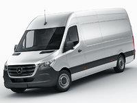 Mercedes Sprinter 2018 long L2H3, L3H2, L3H3