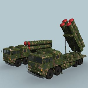 hq-22 chinese air 3D model