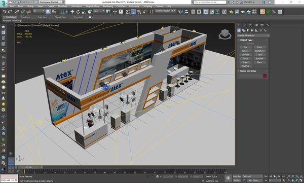 3d Exhibition Stand Design Software Free Download : China exhibition for tv exhibit aluminium profile d models