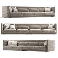 sofa gamma seat 3D model