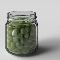 olive jar model