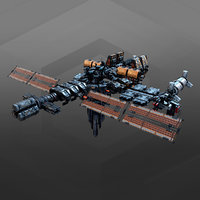 SF Modules for Space Stations