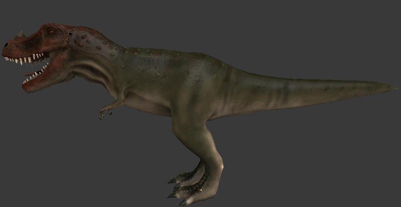 ceratosaurus 3D