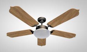 air fan 3D