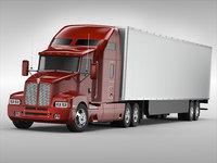 truck 2 trailer 3ds