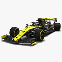 Renault F1 R.S.19 Formula 1 Season 2019