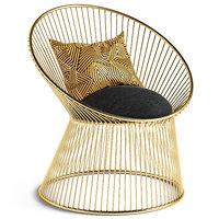 3D vical armchair zug