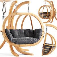 globo chair 3D model