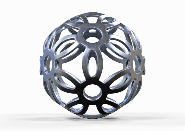 3D spherical geometry printing