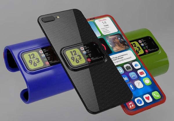 3D model apple watch pro