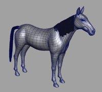 Modal Horse1
