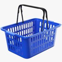 real shopping basket model