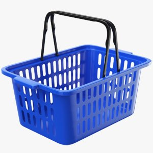 real shopping basket model