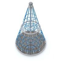 3D playground merry net