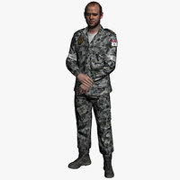 3D australian navy