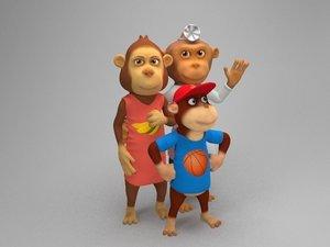 ape family model