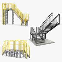 Industrial Stairs Collection