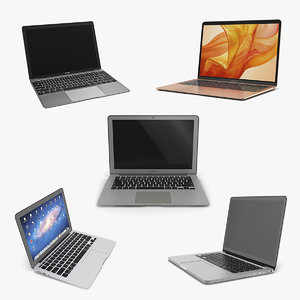 3D macbooks apple pro
