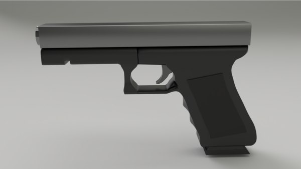 3D glock blender medium