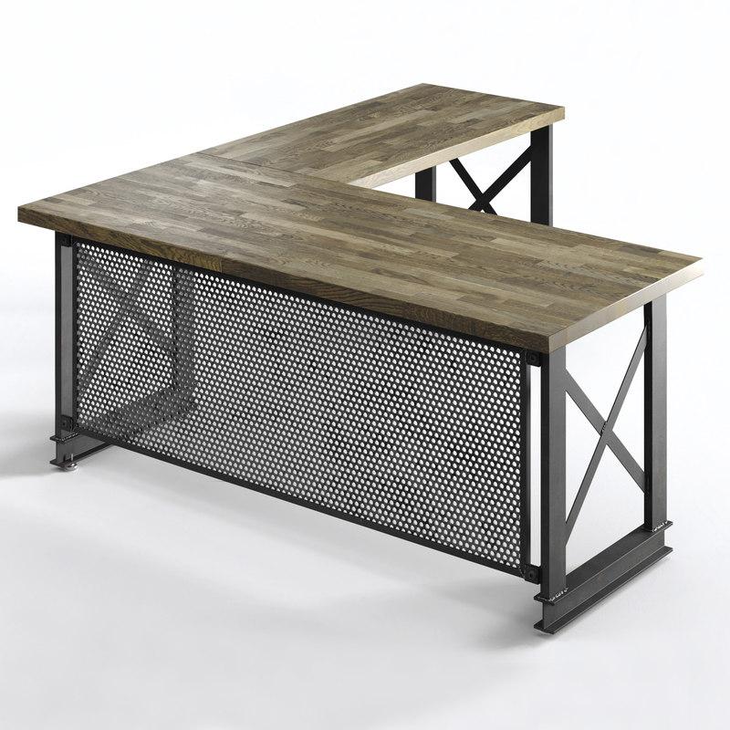 3D carruca desk iron age model