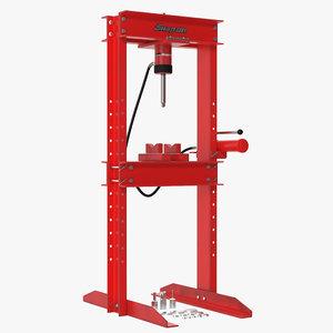 hydraulic press cg470bhy 3D
