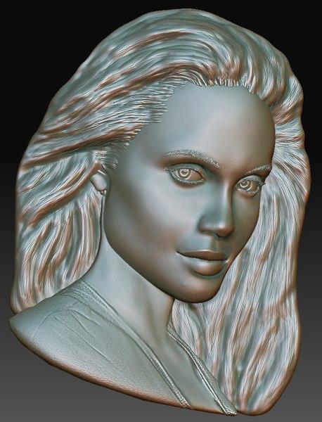 relief photo 3D